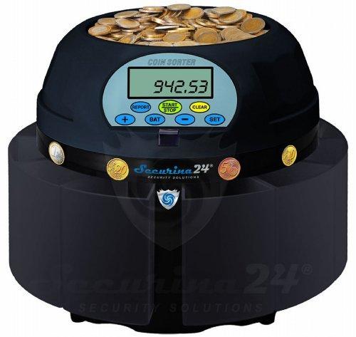 Münzzähler Münzzählmaschine Münzsortierer Geldzählmaschine Wertzähler SR1600 BBB Schnellzähler