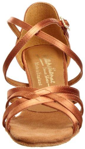 International Dance Shoes Cindy INUFT0627, Chaussures de danse fille Marron-TR-I3-53