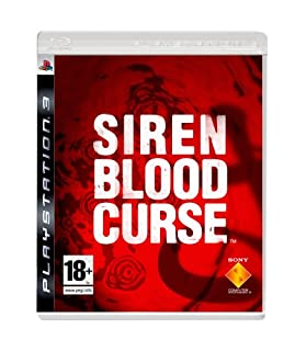 Siren Blood Curse (PS3) [import anglais] (B001FB56MU) | Amazon price tracker / tracking, Amazon price history charts, Amazon price watches, Amazon price drop alerts
