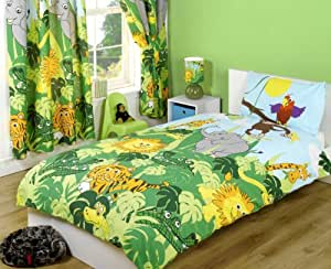 Jungle Bedding - Single Duvet