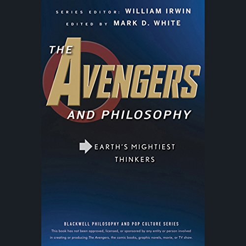 The Avengers and Philosophy  Audiolibri
