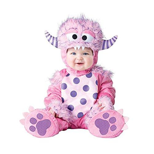 PerGrate perg Transferencia Navidad Halloween Infant Baby Jumpsuit Animales para Ropa Disfraz Dressing Baby Boy, 13, 90