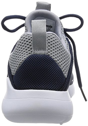 Nike Kaishi 2.0, Chaussures de Sport Homme Bleu (401 Midnight Navy/Wolf Grey-White)