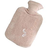AUTOECHO Heißwasserbeutel Für Schmerzlinderung Mit SAMT Heißwassersack Explosionsgeschützt auslaufsicher Wärmflasche... preisvergleich bei billige-tabletten.eu