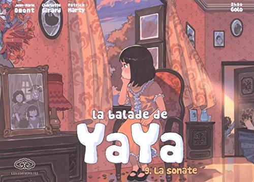 """<a href=""""/node/90673"""">La balade de Yaya T. 9</a>"""