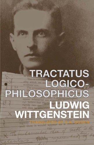Descargar gratis Tractatus Logico-Philosophicus: German and English (International Library of Psychology, Philosophy, & Scientific Method) Epub