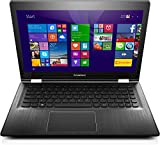 Lenovo YOGA 500 35,6 cm (14 Zoll Full HD IPS Matt) Convertible Laptop (Intel Core i5-5200U, 2,7GHz, 8GB RAM, Hybrid 1TB HDD + 8GB SSHD, NVIDIA GeForce 940M 2GB, Touchscreen, Windows 8.1) weiß