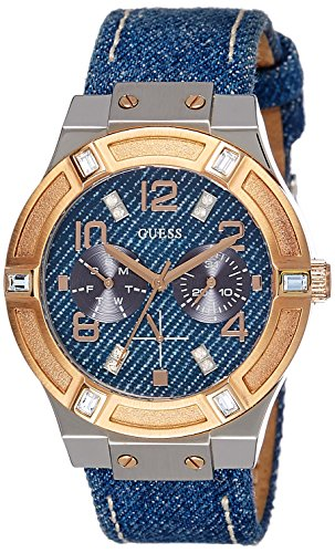 guess-damen-armbanduhr-leder-ladies-sport-analog-quarz-w0289l1