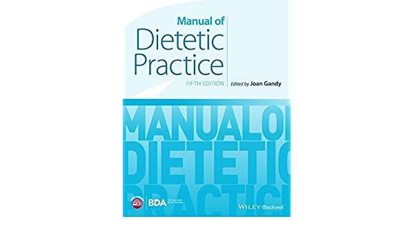 buy manual of dietetic practice book online at low prices in india rh amazon in  Kaiser Practice Manual