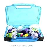 Life Made Better Mein Ei Kiste Aufbewahrung Organizer - kompatibel mit Hatchimals Überraschung & Hatchimal glitzernden Garten Marken-blau