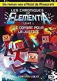 Best Livres pour les garçons - Les chroniques de Elementia - tome 1 : Review