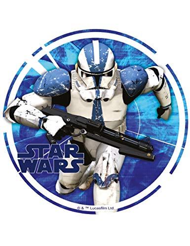 Generique - Tortenaufleger Stormtrooper - Star Wars