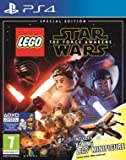 LEGO Star Wars: The Force Awakens Special Edition + X-Wing Lego Minifigure (PS4) (New)