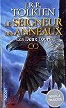 Le Seigneur des Anneaux, Tome 2 : Les Deux tours par Tolkien