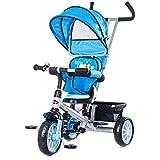 Chipolino Twister Tricycle sans convertible Bleu