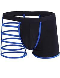 iEFiEL Calzoncillos Particulares para Hombre Pantalones Cortos Ropa Interior Masculina