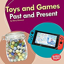 Descargar Torrents Castellano Toys and Games Past and Present (Bumba Books ® — Past and Present) Fariña PDF