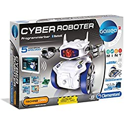 Clementoni 69381.8–Cyber Robot, Conjeturas