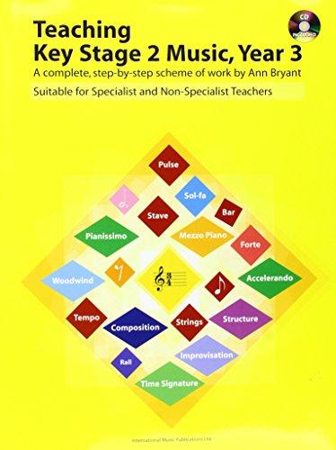 Teaching Key Stage 2 Music, Year 3 (book (+CD)