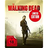 The Walking Dead - Die komplette fünfte Staffel - uncut Steelbook