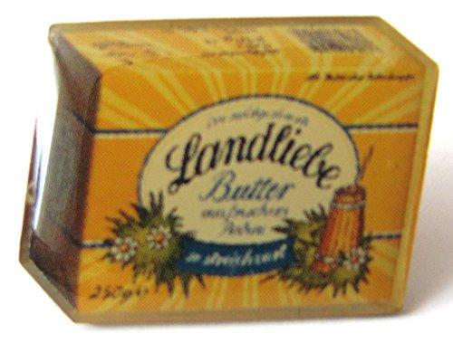 Landliebe - Butter - Pin 22 x 20 mm