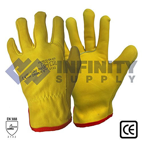 classic-lorry-drivers-work-gloves-unlined-soft-cow-grain-leather-top-quality-uk-stock