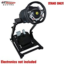 GT Omega Steering Wheel Stand Suitable for the Thrustmaster TX Racing Wheel Ferrari 458Italia PC/Xbox One [Import Englische]