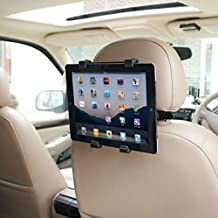 OME - Soporte de coche universal para Tablet de 8 a 10 pulgadas -iPad, Samsung...- Reposacabezas