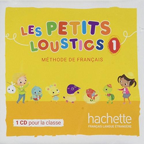 Les Petits Loustics niveau 1 - CD classe (1 CD MP3) par Hugues Denisot