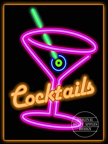 cocktail-pink-neon-retro-cafe-pub-hotel-wein-bar-mancave-home-decor-metall-schild