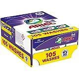 Ariel 3-in-1 Pods Kleur en Stijl - Vloeibare capsules wassen - 105 Wassen