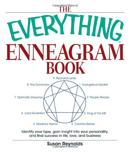The Everything Enneagram Book: Identify Your Type, Gain Insight into Your Personality and Find Success in Life, Love, and Business (Everything (Self-Help) (Everything Series)