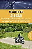 Kurvenfieber Allgäu: Die schönsten Motorradtouren mit GPS-Tracks zum Download. Die Besten der...