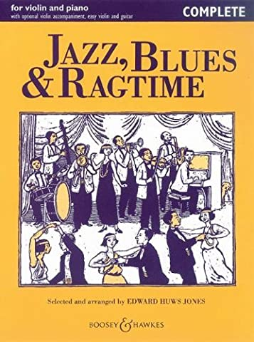 Jazz-Blues-Ragtime - Vl/Po