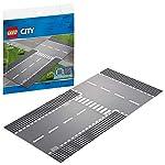 LEGO-City-Rettilineo-e-incrocio-a-T-60236