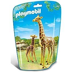 Playmobil - Jirafa con bebé (66400)