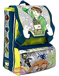 grande vendita f2e52 31d18 Amazon.it: ben ten - Cartelle, astucci e set per la scuola ...