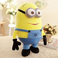 Size: 50cm;Despicable Me;Despicable Me 2 Minions;Great Memorabilia Plush Doll;Wonderful Item for Any Minion Fan