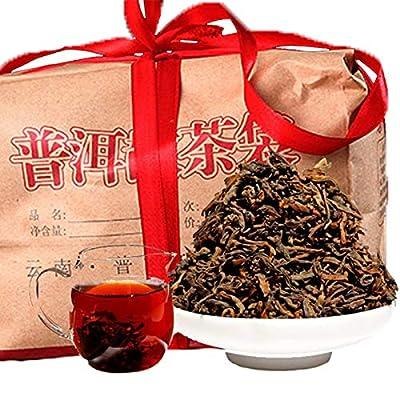 Top qualité chinois yunnan original thé Puer 500g (1.1LB) santé thé thé mûr thé Pu'er thé noir thé chinois thé puer thé mûr shu cha thé Puerh nourriture saine thé Pu-erh nourriture verte vieux arbres thé Puh erh thé cuit thé rouge