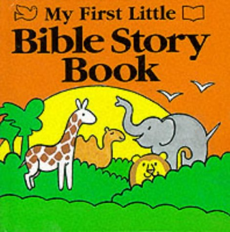 My first little Bible story book