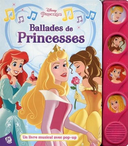 Disney Princesses : Ballades de Princesses