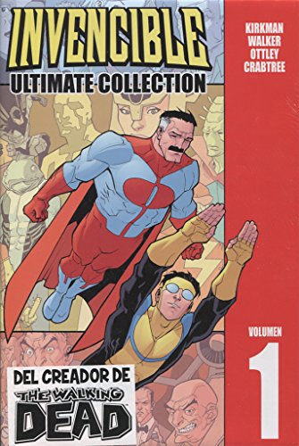 Descargar Libro Invencible ultimate collection vol. 1 (Cómic) de Robert Kirkman