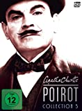 Agatha Christie - Poirot Collection 05 [4 DVDs]