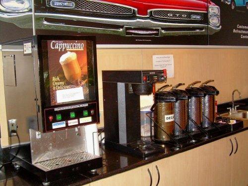 plan de negocios para un café vending servicio de suministro en español! (Spanish Edition)