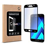 CELLONIC® Vetro protettivo di schermo per Samsung Galaxy A5 (2017 - SM-A520) (HD-Qualità / 0,33mm / 3D Full Cover / Trasparenza ad alta) Pellicola Protettiva Temperato Adesiva Tempered Glass immagine