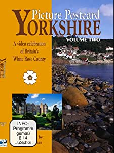 Picture Postcard Yorkshire Volume Two [DVD] [2012]