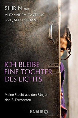 Buchseite und Rezensionen zu 'Ich bleibe eine Tochter des Lichts' von Shirin