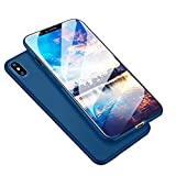 Meidom iPhone X Hülle Ultra Dünn Schutzhülle Matte iPhone 10 Case High-Quality Shock Hüllen...