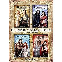 EL ENIGMA DE LOS ILENIOS (Serie completa V aniversario): Marcado, Conflicto, Adversidad, Destino.