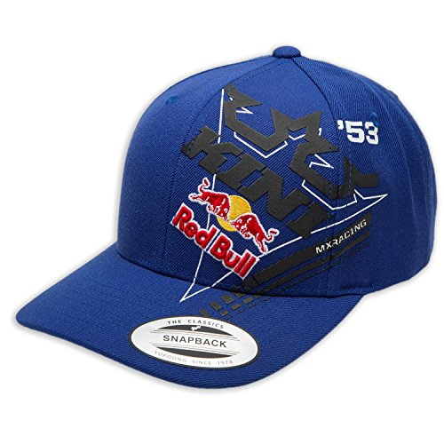 Kini Red Bull Cap Ribbon Blau